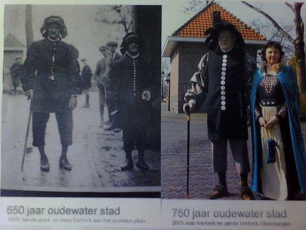 #750 jarig Oudewater