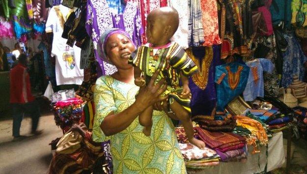 olgens Gambiakenners moeten vrouwen het doen in Gambia