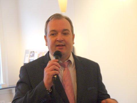 uitgever Jeroen van der Starr