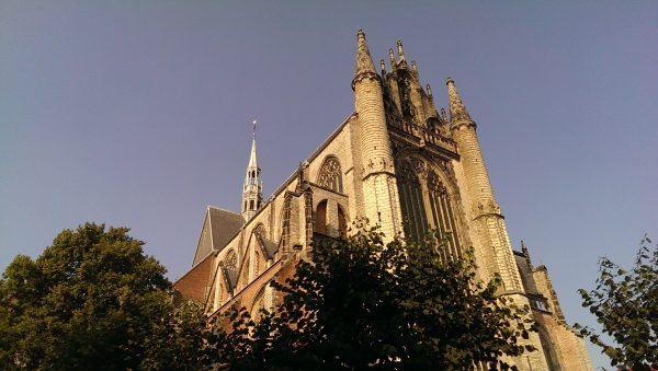 Leiden, Pieterskerk