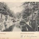 Haagsche Vliet: nieuw leven voor de trekschuit