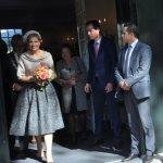 Kleurrijke koningin Màxima doet denken aan koningin Anna Paulowna