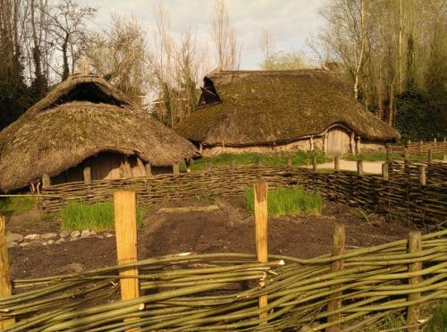Archeon: oude boerderijen,