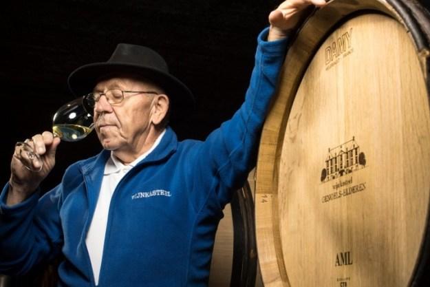 Haspengouw, Jaap van Rennes, eigenaar van wijnkasteel Genoelselderen