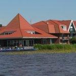 155 aangepaste kamers in museumhotel De Rijper Eilanden in Graft
