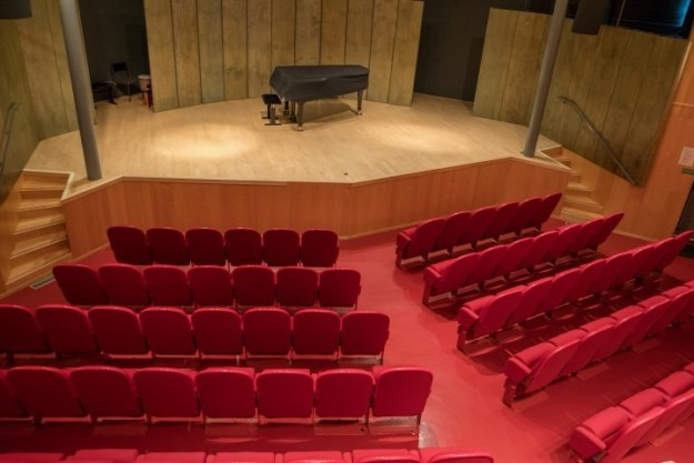 Concertzaal Rosa Spier Huis
