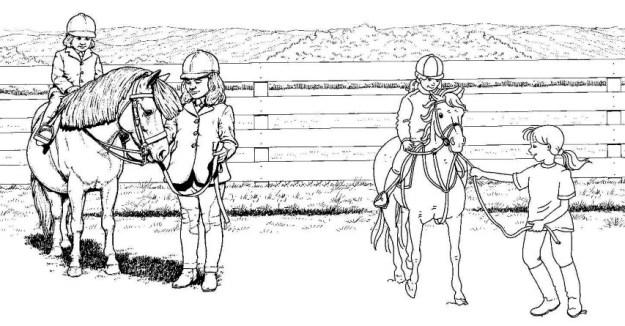 Frans Claessens, uit'' Beperkt en toch Genieten'',lichamelijk beperkten genieten van een ritje te paard in de manege