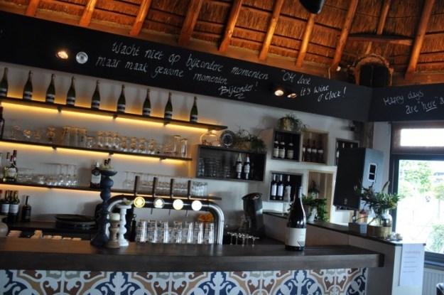 Nieuwkoop de gezellige bar bij Tijsterman.