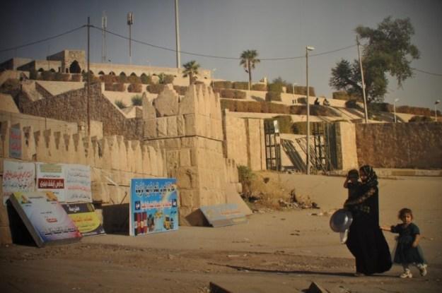 Prins Claus Fonds helpt Irak. Foto: . Nebi Yunus, Rijksmuseum van Oudheden, ''Niniveh, hoofdstad van een wereldrijk, t/m 25 maart 2018
