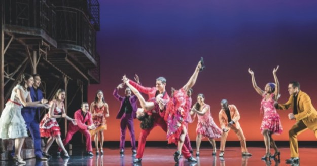 West Side Story, foto Johan Persson