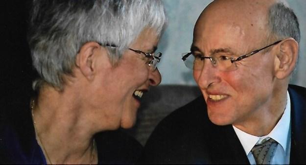 10 jaar Haarlem: Roel Visser en Marianne Visser van Klaarwater