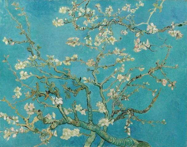 Vincent van Gogh (1853 - 1890), Saint-Rémy-de-Provence, februari 1890, olieverf op doek, 73.3 cm x 92.4 cm Van Gogh Museum, Amsterdam(Vincent van Gogh Stichting)