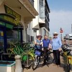Duinenroute verkennen met Haagsche museum- en stadsfiets van Du Nord