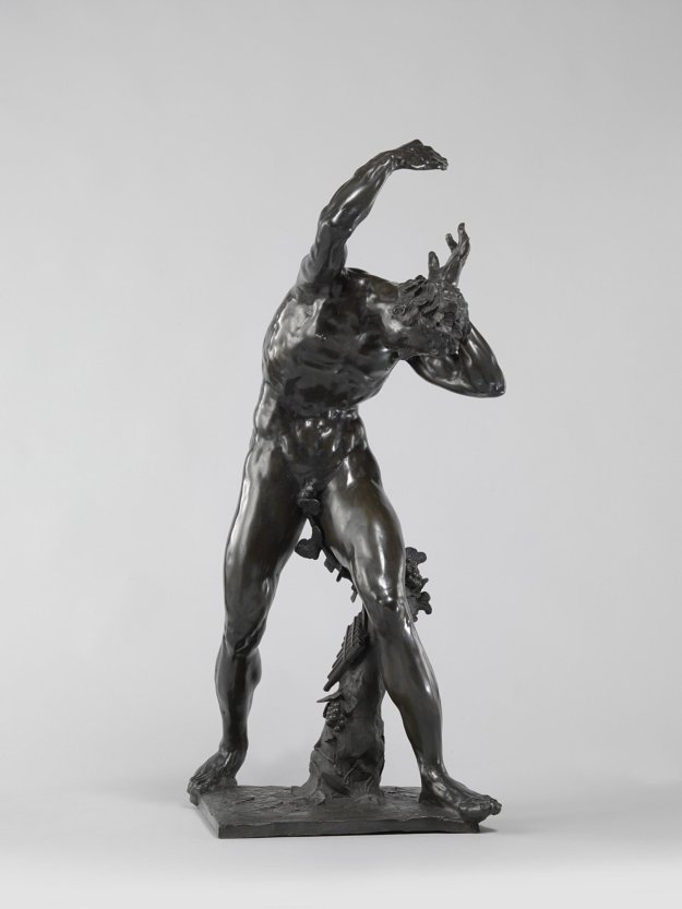 Adriaen de Vries, le Merchant, 1626, brons, Rijksmuseum Amsterdam