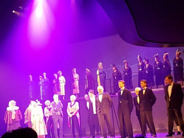 De 13e rij Stadsschouwburg Haarlem, een productie van de Haarlemse Theatermakers