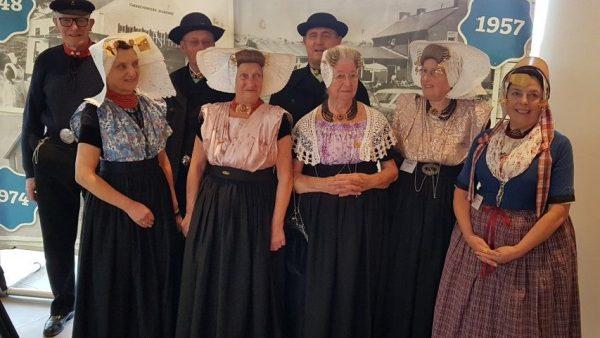 Stichting het Walchers kostuum zet zich in voor promotie van de klederdrachten van Walcheren