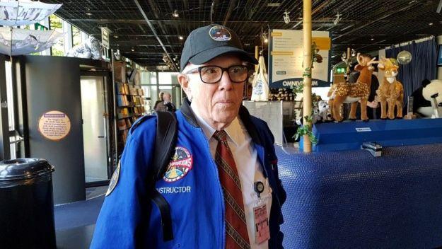 Scott Millican: ''de film Apollo II'' heeft me zeer geraakt''
