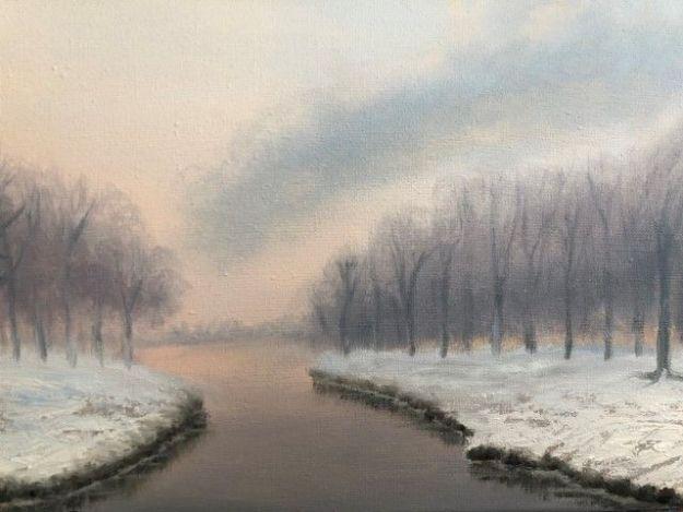Marc Rieu, glowing december