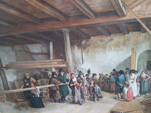 Teylers Museum, de soepkeuken van Haarlem, 1815, Wijbrand Hendriks