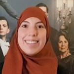 Samya Hafsaoui deed me denken aan ontmoetingen met prinses Juliana
