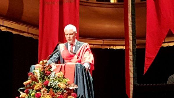 Hugo Bos, voorzitter Cultuur onder vuur