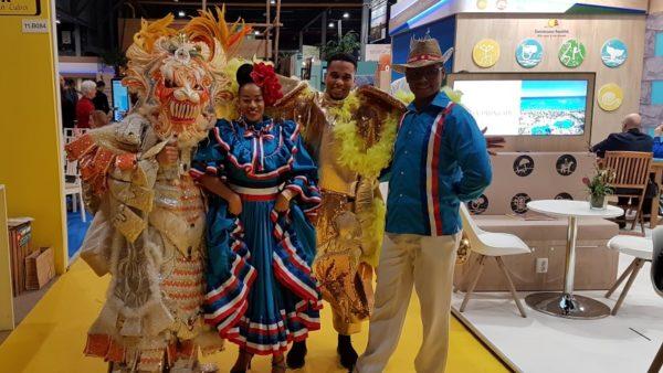 Vakantiebeurs 2020; Caribbean Village Terras