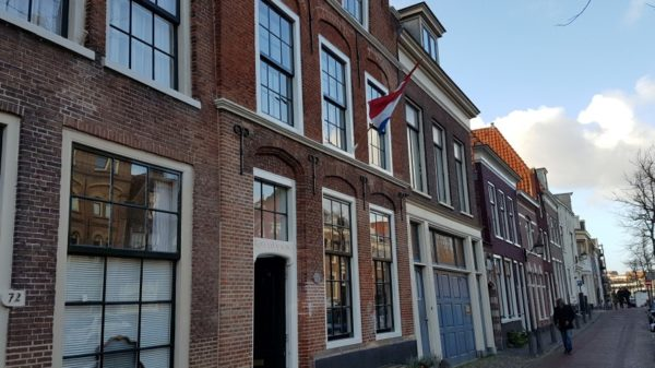 Galerie Bakenes, Bakenessergracht Haarlem