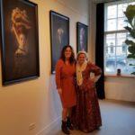 Ewa Cwikla: Gouden Eeuw herleeft in 400 jarig pand van galerie Bakenes