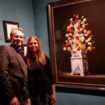 Roman en Henriëtte Reisinger: bloemenpracht in sfeer van de 17e eeuw