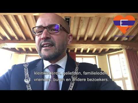 Hart onder de Roem, burgemeester van Arnhem