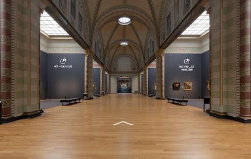 Coronacrisis, Rijksmuseum gaat virtueel