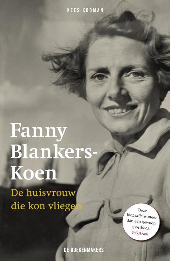 75x Nederlander van het Jaar, in 1948 ging de eer naar Fanny Blankers-Koen