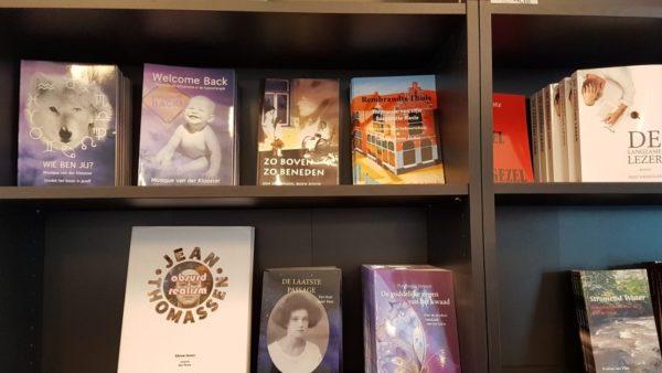 Bijna 4000 uitgeverijen, impressie boeken van U2pi