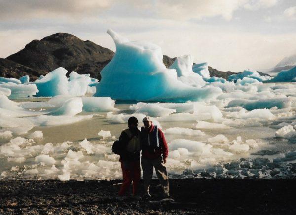 Ander leven, samen naar het Zuidpoolgebied bij Chili, 1995