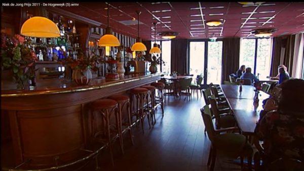 café verpleeghuis de Hogeweyk Weesp