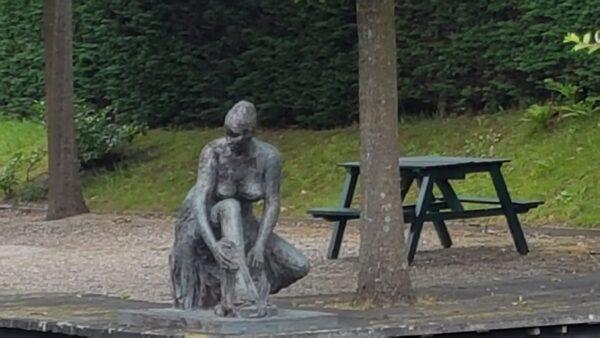 Bijbelse tuin Hoofddorp, Susanna