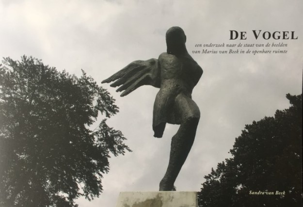 Door Ketamine komt Sandra van Beek in het beeld Vredesengel