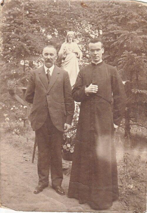 Bernardus van Klaarwater jr en Bernardus van Klaarwater sr