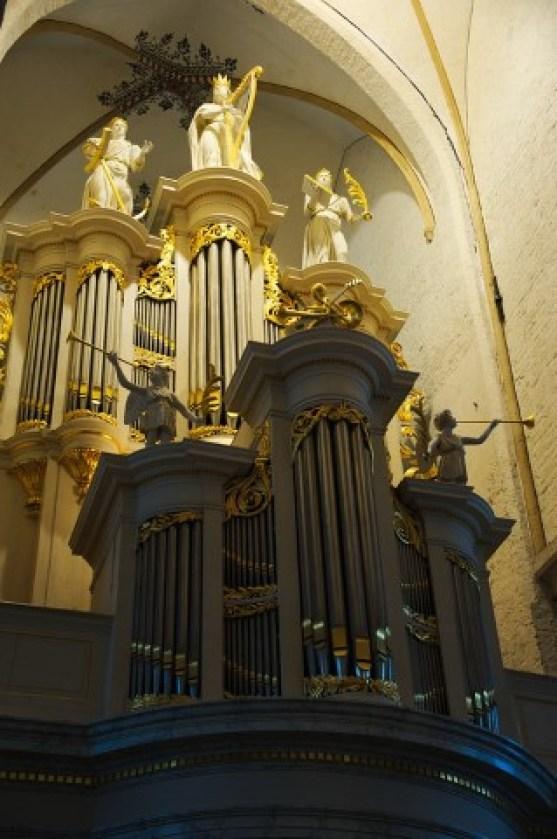 foto Rolf Merle, Deventer, Sint Nicolaaskerk