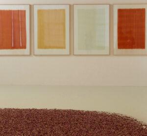 Herman de Vries. All. Stedelijk Museum Schiedam.