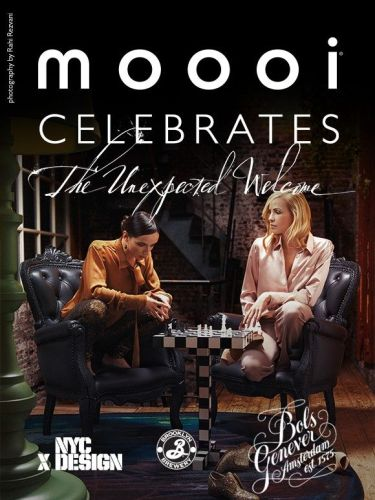 Moooi. Celebrate. The chess table.