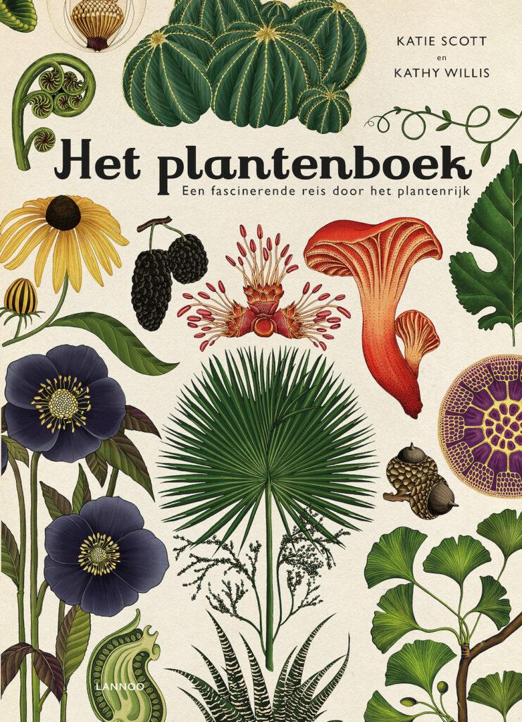 Het Plantenboek   Kathy Willis en Katie Scott