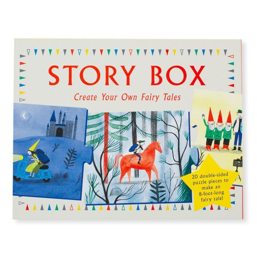 Story Box. Create Your Own Fairy Tales.