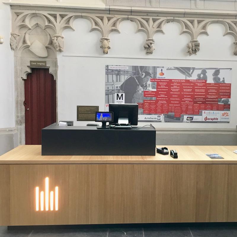 Eusebiuskerk Arnhem Business case en Concept museumwinkel