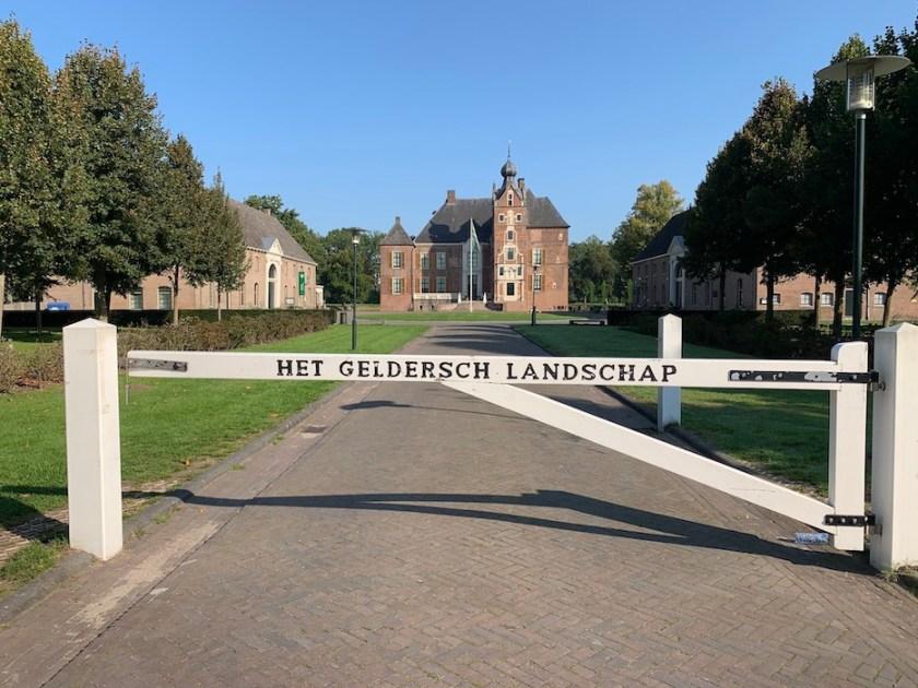 Kasteel Cannenburch museumwinkel