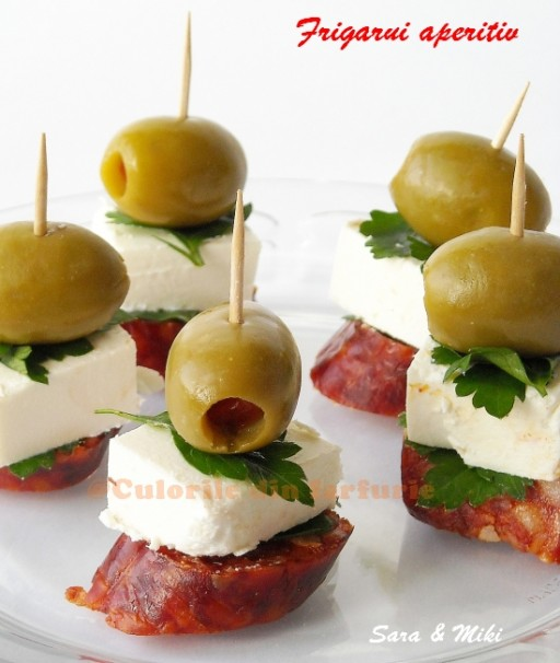 Make ahead finger appetizers for Appetizers to make at home