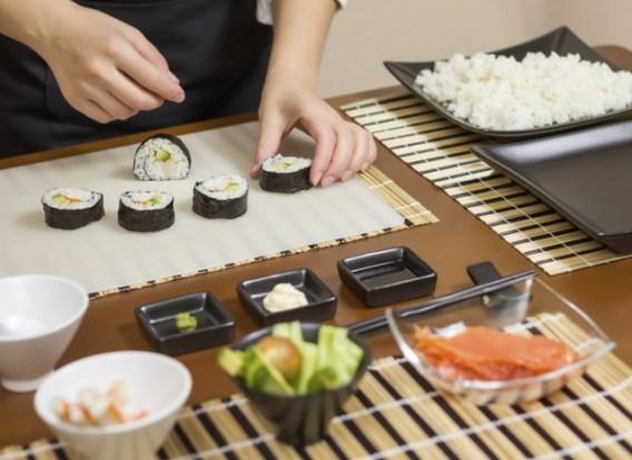 Moederdag Cadeau - Sushi
