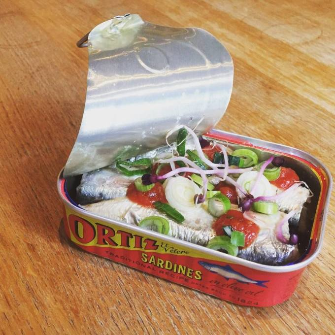 """Trend: canned fish at ( luxury) restaurants """"width ="""" 960 """"height ="""" 960 """"/>    <figcaption id="""