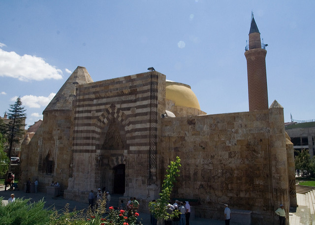 Tarihi Camii Resmi