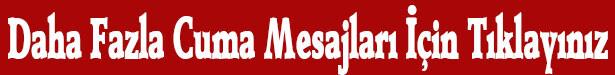 Hayırlı Cumalar Mesajları En Güzel Sözlü Cuma Mesajı